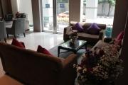 Lobby view to Sukhumvit Soi